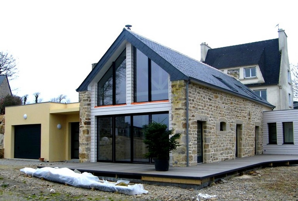 Sar constructions r novations et extensions de maisons for Extension maison 74
